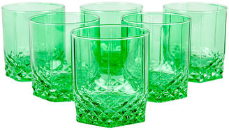 Low Ball Drinks Glasses