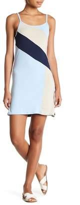 Couture Go Colorblock Slip Dress