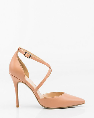 Le Château Pointy Toe Criss-Cross Pump