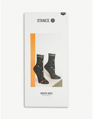Stance Shine Time knitted socks