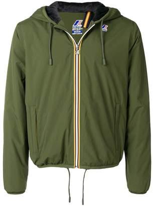 K-Way Jacques ripstop jacket