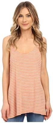 Volcom Stripe Tees Tank Top Women's Sleeveless