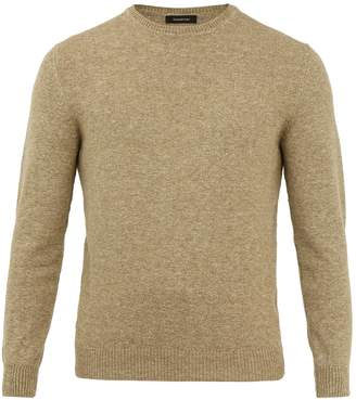Ermenegildo Zegna Crew-neck cotton sweater