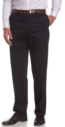 Savane Men's Flat Front Performance Chino Pants