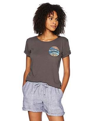 O'Neill Women's Cabana Screen Print Tee Shirt