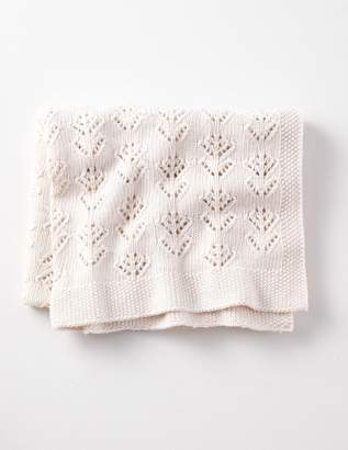 Boden New Baby Knitted Blanket