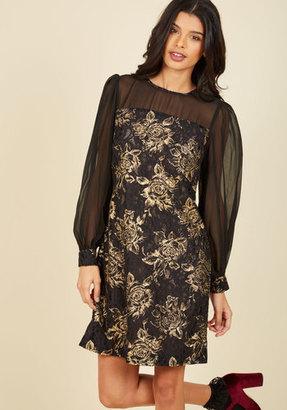 JULIA JORDAN Panache Meets Present Mini Dress $149.99 thestylecure.com