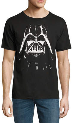 Star Wars Novelty T-Shirts Triangle Mouth Graphic Tee