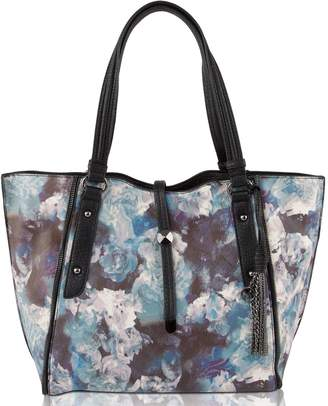 Jessica Simpson Womem's Sienna Tote Bag - Mutli Black