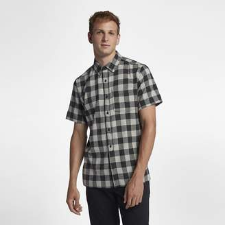 Hurley Bison Men's Short Sleeve Shirt