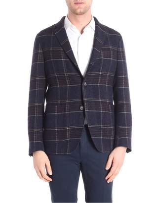 The Gigi Jacket Wool And Cotton