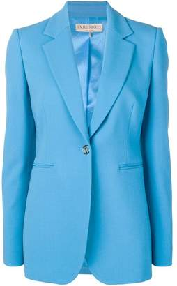 Emilio Pucci tailored blazer jacket