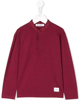 Dondup Kids long-sleeve T-shirt