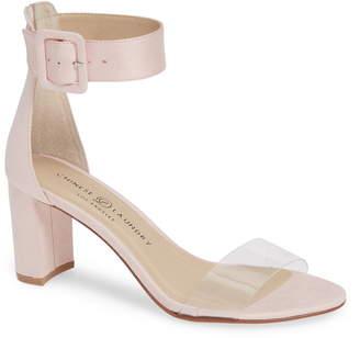 9d8b76ad013c Pink Ankle Strap Women s Sandals - ShopStyle
