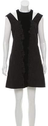 Valentino Cutout Lace Dress w/ Tags
