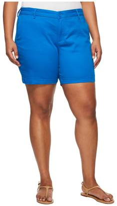 KUT from the Kloth Plus Size Walking Shorts Women's Shorts