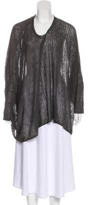 Helmut Lang Knit Long Sleeve Top