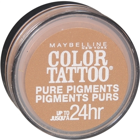 Maybelline Color Tattoo Pure Pigments Loose Powder Buff & Tuff