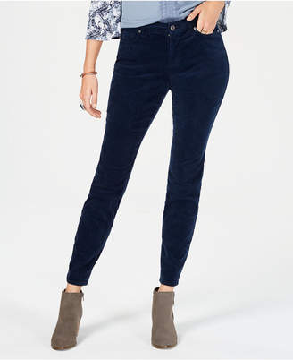 Style&Co. Style & Co Curvy Corduroy Skinny Jeans, Created for Macy's