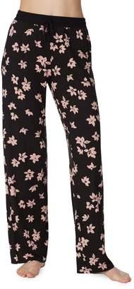 Donna Karan Printed Pyjama Pants
