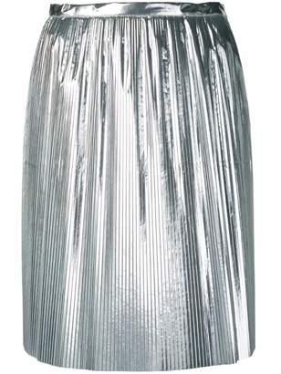 Maison Margiela pleated mini skirt