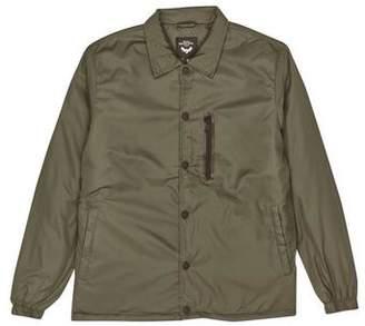 Burton Mens Brave Soul Khaki Sanchez Padded Coach Jacket*