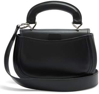 Lemaire Pumpkin vegetable-tanned leather bag