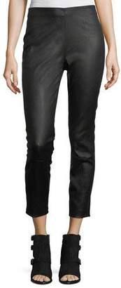 Rag & Bone Simone High-Rise Skinny Leather Pants
