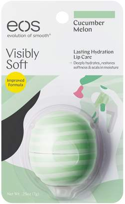 EOS Visibly Soft Cucumber Melon Lip Balm Sphere