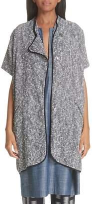 Zero Maria Cornejo Tweed Jacket