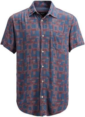 Jack and Jones Short-Sleeve Button-Down Shirt