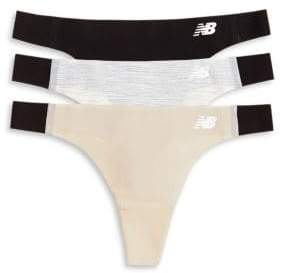 New Balance 3-Pack Bond Thong Set