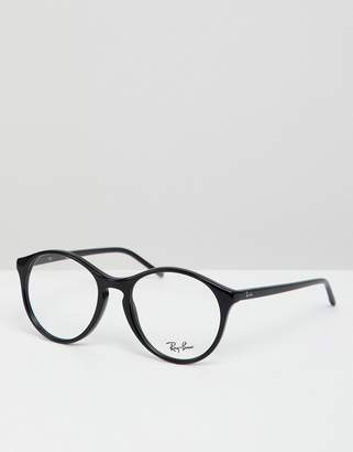 Ray-Ban 0RX5371 round glasses