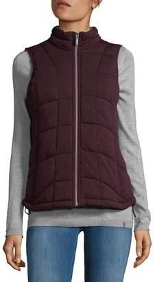 Andrew Marc Performance Women's Knit Packable Vest