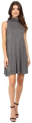 Kensie Sheer Viscose Tee Dress KS8K7271 Women's Dress