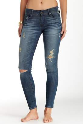 Black Orchid Black Jewel Mid Rise Jeggings