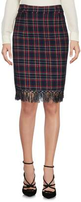 Sjyp Knee length skirts