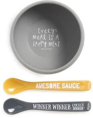 Bella Tunno Happy Meal Wonder Bowl & Spoons Set