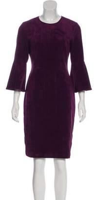 Calvin Klein Knit Knee-Length Dress
