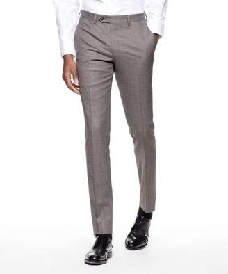 Todd Snyder White Label Sutton Suit Pant in Italian Natural Stretch Brown Wool