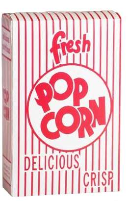 Great Northern Popcorn Company Great Northern 1.25-oz. Popcorn Boxes