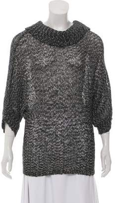 Rachel Zoe Long Sleeve Turtleneck Sweater