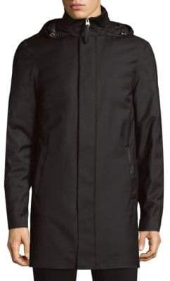 Mackage Thorin Hooded Water-Resistant Down Coat
