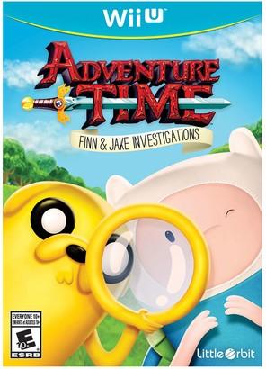 Finn Kohl's Adventure Time & Jake Investigations for Wii U