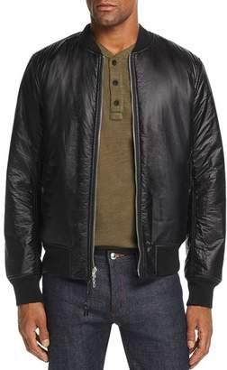 Rag & Bone Manston Reversible Bomber Jacket