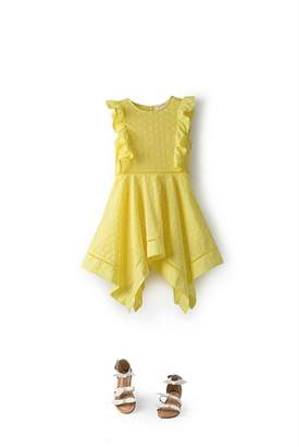 Country Road Broderie Dress