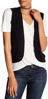 Zadig & Voltaire Dublin Cashmere Vest $365 thestylecure.com