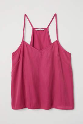 H&M Sleeveless Top - Pink