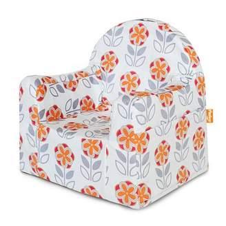 P'kolino Little Reader Kids Microfiber Chair