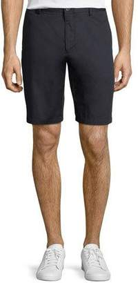 Burberry Stanhope Straight-Leg Twill Chino Shorts